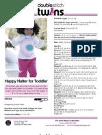 Happy Halter for Toddler