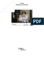 Catalogue des peintures de Tarek disponibles sur Culturetoi