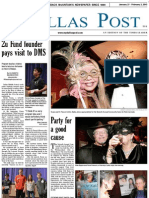 The Dallas Post 01-27-2013