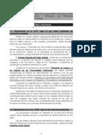 Tema 20 Lugar y Tiempo de Las Actuaciones Judiciales