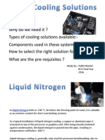 Liquid Cooling Solutions