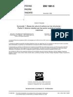 Eurocode 1-Partie 5 Actions Induites Par Les Ponts Roulants---FA100321