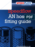 Speedflow AN Hose & Fitting Guide