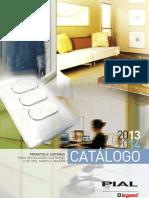 Pial-legrand-catalogo Geral 2013 2014