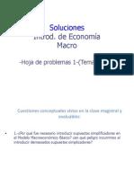Soluciones Tema 1 Macro F-II