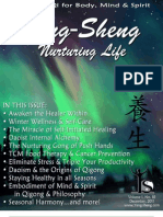 Yang Sheng December 2011 Issue1