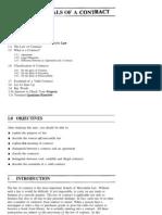 Business Law - Unit 1