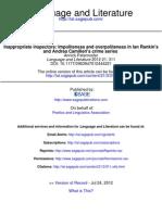 Language and Literature