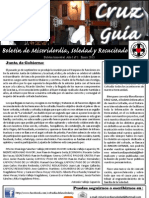 Boletin Gruz Guia Soledad Nº0