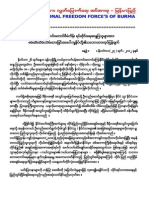 Statement of Kye Nee Taung 1