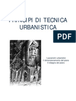 Principi Di Tecnica Urbanisticaa