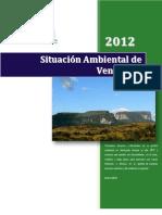 Situación Ambiental de Venezuela 2012