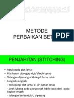 metode perbaikan