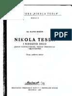 Slavko Boksan - Nikola Tesla i Njegovo Delo