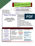 Bulletin 7.28.2011