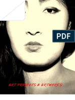 "Tsendpurev Tsegmid, PhD Part 2, Art Projects and Artworks ""Stranger's Identity Explored through Contemporary Art Practice"
