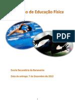 Trabalho de EF Francisco 10ºA