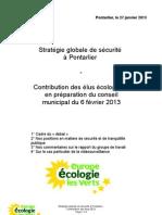 Stratégie sécu à Pontarlier