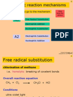 Organic Mechanisms OCR