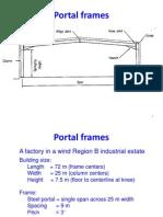 Portal Frame