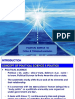 Introduction to Political Law