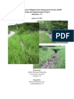 Shelburne Stormwater Mitigation Best Management Practice (BMP) Design and Implementation Project (6.7MB)