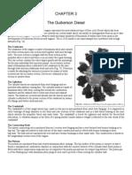 Aero Engines - Diesel - The Guiberson Engine