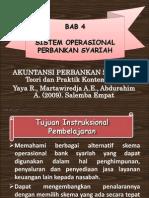 Bab 4 - Sistem Operasional Bank Syariah