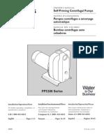 Flotec Water Pumps Owner's manual - Model FP30