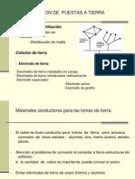 5-Construcción  de tomas a tierra