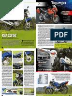 Honda CB125E Ed105
