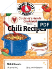 25 Chili Recipes by Gooseberry Patch