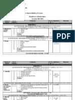 planificare cunoasterea mediului cls ii