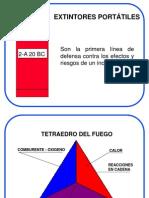 Extintores Portatiles -Clase 3(2daparte)