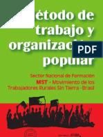 MST - Método de trabajo y organización popular