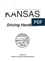 Kansas Driving Handbook - 2013