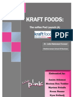 Kraft Foods Report