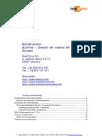 Manual Usuario cCuentas