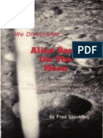 Fred Steckling - We Discovered Alien Bases on the Moon (Transl From German)