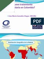 Presentacion Malaria