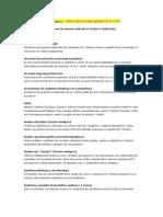 Dictionar de termeni utilizati in Media si Publicitate