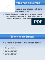 El continente europeo y la Unión Europea de Guille de Mateo