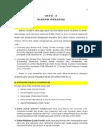 Modul 11. Akuntansi Universitas
