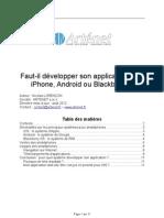 Etude Smartphone 201208