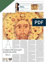 IL MUSEO DEL MONDO 5 - Santissimo Salvatore Di Autore Sconosciuto (V-VII Sec.) - Repubblica 27.01.2013