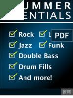 Drummer Essentials