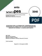 Documento COMPES 3540