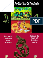 Aspirations For The Year Of The Snake