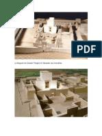 A Maquete do Grande Templo de Salomão em Jerusalém