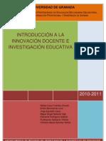 49053212 2 Modulo Introduccion a La Innovacion Docente e Investigacion Educativa Dpto MIDE